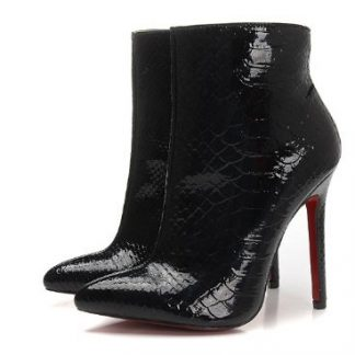 9f0d17d1180 Fake Christian Louboutin BY09499 12cm Pointed-toe Shoes