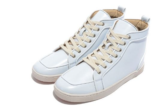 timeless design 9c90c ae713 Christian Louboutin Shoes Cowhide White – high quality cheap ...