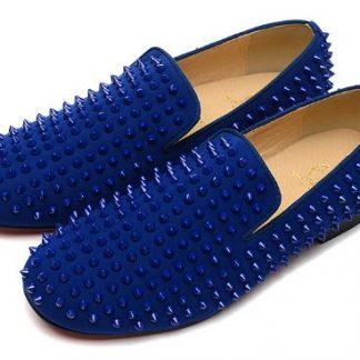 christian louboutin replica loafers